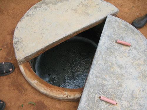 Limpieza y anulación de fosas sépticas