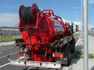 Servicio de desatascos y limpieza de tuberías en Barcelona